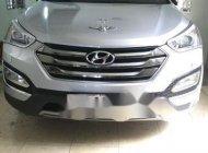 Bán xe Hyundai Santa Fe sản xuất năm 2015, màu bạc giá 980 triệu tại Tp.HCM