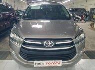 Cần bán lại xe Toyota Innova 2.0E đời 2018, màu xám xe gia đình, giá 760tr giá 760 triệu tại Tp.HCM