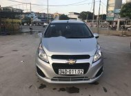 Chính chủ bán Chevrolet Spark Van đời 2017, màu bạc giá 230 triệu tại Hà Nội