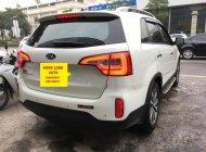Bán xe Kia Sorento 2.4 AT sản xuất 2015, màu trắng   giá 739 triệu tại Hà Nội
