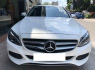 Bán Mercedes-Benz C200 màu trắng đời 2018, siêu mới hộp số 9 cấp giá 1 tỷ 430 tr tại Hà Nội