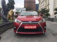 Cần bán lại xe Toyota Yaris 1.3G 2014, màu đỏ, nhập khẩu Thái số tự động giá 585 triệu tại Hà Nội