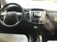 Bán ô tô Toyota Innova sản xuất năm 2012, màu bạc giá 515 triệu tại Hà Nội