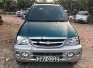 Cần bán lại xe Daihatsu Terios MT 4WD đời 2004, màu xanh lam, giá chỉ 186 triệu giá 186 triệu tại Hà Nội