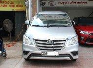 Cần bán gấp Toyota Innova 2.0E năm 2015, màu bạc như mới giá cạnh tranh giá 615 triệu tại Hà Nội