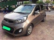 Cần bán Morning Van màu xám 2012 giá 235 triệu tại Hà Nội