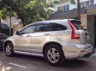 Cần bán xe Honda CR V 2.4 đời 2011, màu bạc giá 595 triệu tại Hà Nội