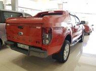 Bán xe Ford Ranger Wildtrak năm 2014, màu cam giá 640 triệu tại Tp.HCM