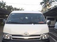 Bán Toyota Hiace sản xuất 2011, màu trắng giá 460 triệu tại Đà Nẵng