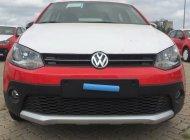 Bán Volkswagen Cross Polo đời 2018, màu đỏ, nhập khẩu, giá chỉ 725 triệu giá 725 triệu tại Tp.HCM