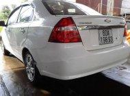 Cần bán Chevrolet Aveo LT năm sản xuất 2014, màu trắng, giá tốt giá 279 triệu tại Đồng Nai