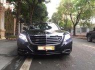 Bán Mercedes S500L đời 2015, màu đen như mới giá 3 tỷ 788 tr tại Hà Nội