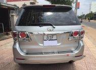 Bán xe Toyota Fortuner sản xuất năm 2016, màu bạc còn mới giá cạnh tranh giá 865 triệu tại Bình Thuận