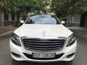 Cần bán xe Mercedes S class S500L 2016, màu trắng giá 4 tỷ 250 tr tại Tp.HCM