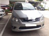 Cần bán xe Toyota Innova E đời 2013, màu bạc, giá tốt giá Giá thỏa thuận tại Tp.HCM