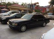 Bán Toyota Crown LX đời 1993, màu đen, nhập khẩu nguyên chiếc giá 185 triệu tại Sơn La
