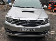Cần bán xe Toyota Fortuner cuối 2015, máy dầu giá 855 triệu tại An Giang