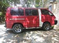 Cần bán xe Mitsubishi Delica Star 1990, nhập khẩu, màu đỏ giá 165 triệu tại Tp.HCM
