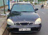Cần bán xe Daewoo Nubira CDX 2.0 đời 1998, màu đen xe gia đình giá 85 triệu tại Tp.HCM