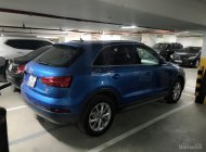 Bán Audi Q3 năm sản xuất 2016, màu xanh lam, nhập khẩu nguyên chiếc giá 1 tỷ 600 tr tại Hà Nội