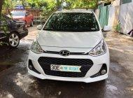 Mình cần bán xe Hyundai Grand i10 đời 2017 màu trắng rất mới - Hà Nội giá 380 triệu tại Hà Nội