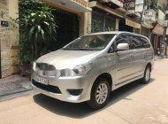 Cần bán xe Toyota Innova 2.0E đời 2013, màu bạc chính chủ, 535tr giá 535 triệu tại Hà Nội