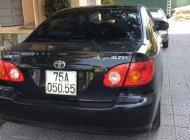 Bán Toyota Corolla altis đời 2004, màu đen giá 285 triệu tại TT - Huế
