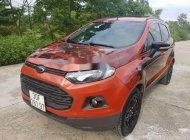 Cần bán gấp Ford EcoSport năm 2017, màu đỏ chính chủ giá 575 triệu tại Hà Nội