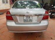 Cần bán Daewoo Gentra sản xuất 2009, màu bạc giá 175 triệu tại Hà Nội