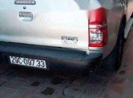Cần bán gấp Toyota Hilux năm 2011, màu bạc, 395tr giá 395 triệu tại Thanh Hóa