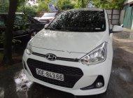 Bán Hyundai Grand i10 MT năm 2017, màu trắng chính chủ giá 380 triệu tại Hà Nội