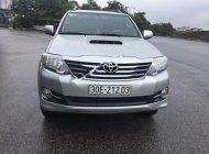 Cần bán gấp Toyota Fortuner G sản xuất 2016, màu bạc giá 876 triệu tại Hà Nội