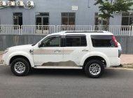 Cần bán lại xe Ford Everest MT sản xuất năm 2009, màu trắng xe gia đình giá 470 triệu tại Tp.HCM