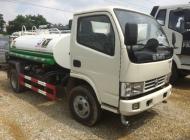 Bán xe phun nước Dongfeng 3m3, hàng sẵn giao ngay giá 430 triệu tại Hà Nội
