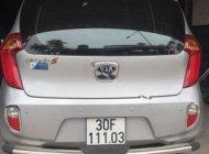 Cần bán lại xe Kia Picanto đời 2014, màu bạc giá 340 triệu tại Hà Nội