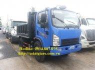 Bán xe ben Dongfeng 5,7 tấn – 5T7 1 cầu thùng ben 5 khối giá 430 triệu tại Tp.HCM