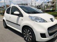 Bán Peugeot 107 nhập mới 2011, số tự động 6 cấp, 4 túi khí an toàn, nội thất xám giá 320 triệu tại Tp.HCM