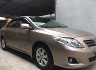 Cần bán gấp Toyota Corolla Altis G 2009 ít sử dụng, 465 triệu giá 465 triệu tại Hà Nội