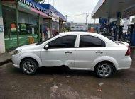 Cần bán gấp Chevrolet Aveo 1.5LTZ đời 2016, màu trắng xe gia đình giá 375 triệu tại Thanh Hóa