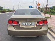 Bán xe Honda Civic năm 2009, màu vàng cát giá 419 triệu tại Thái Bình