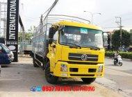Xe tải Dongfeng B170 9T35 thùng dài 7m51 nhập khẩu giá rẻ trả góp 80% giá 735 triệu tại Tp.HCM
