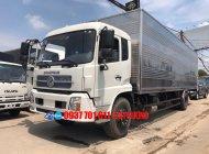 Xe tải Dongfeng 6T7 thùng kín inox siêu dài 9m3 nhập khẩu nguyên chiếc giá rẻ giá 185 triệu tại Tp.HCM