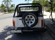 Chính chủ bán Jeep A2 đời 1975, màu trắng giá 150 triệu tại Đà Nẵng
