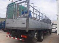 Bán xe Thaco Auman 3 chân C1500 đời 2017 tải 15 tấn, 1 cầu rút, trả góp giá 889 triệu tại Tp.HCM