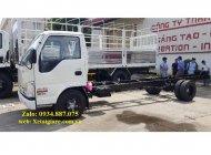 Bán xe tải Isuzu 1.9 tấn (1T9) thùng dài 6.2m tiêu chuẩn Euro 4 giá 540 triệu tại Tp.HCM