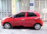 Bán ô tô Kia Picanto S sản xuất 2013, màu đỏ giá 285 triệu tại Hà Nội