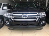 Bán xe Toyota Land Cruiser VX sản xuất 2015, màu đen, xe nhập Nhật, biển Hà Nội giá 3 tỷ 580 tr tại Hà Nội