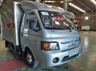 Bán xe tải JAC 1T25 euro4 2018, thùng dài 3m2 trả góp 80% giá 220 triệu tại Tp.HCM