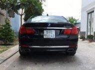 Cần bán xe BMW 7 Series 740Li năm 2009, màu đen, xe nhập giá 1 tỷ 150 tr tại Tp.HCM