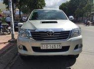 Cần bán Toyota Hilux 3.0G 4WD MT đời 2012, màu bạc, nhập khẩu giá 495 triệu tại Bình Dương